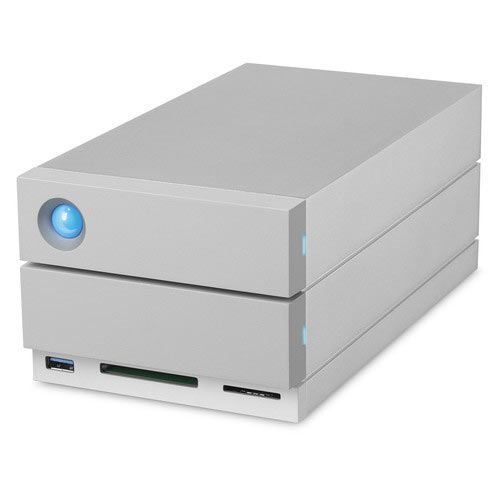 Image of LaCie 2big Dock Thunderbolt 3 - 8TB