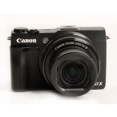 Used Canon PowerShot G1 X Mark II Digital Camera Premium Kit