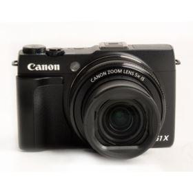 Used Canon PowerShot G1 X Mark II Digital Camera Premium Kit