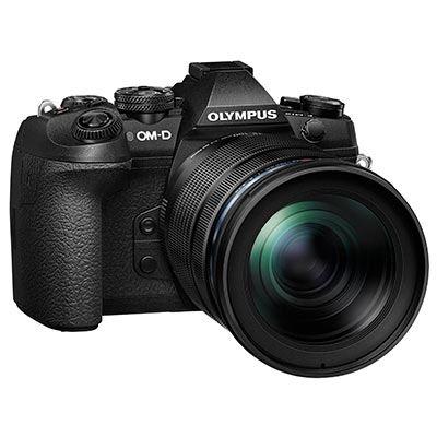 Olympus OM-D E-M1 Mark II Digital Camera with 12-100mm PRO Lens