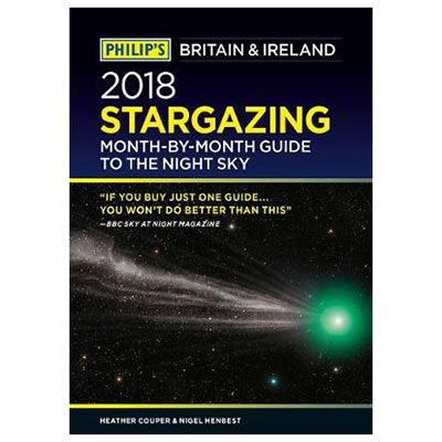 Philips Month-By-Month Stargazing 2018