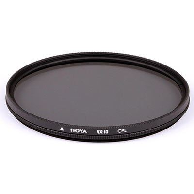 Image of Hoya 37mm NX-10 Circular Polariser Filter