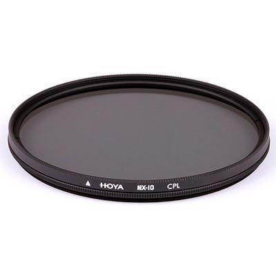 Hoya 49mm NX-10 Circular Polariser Filter