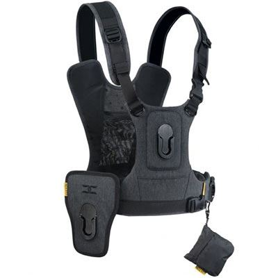 Image of Cotton Carrier G3 Camera Harness 2 - Grey