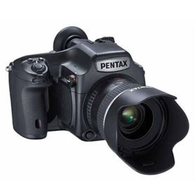 Pentax 645Z Medium Format Camera with 55mm F2.8