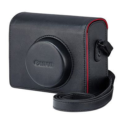 Canon PU Leather Soft Case DCC-1830 for G1X Mark III