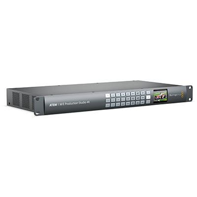 Image of Blackmagic ATEM 1 M/E Production Studio 4K