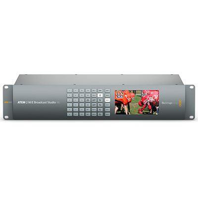 Image of Blackmagic ATEM 2 M/E Broadcast Studio 4K