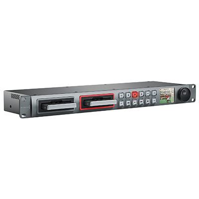 Image of Blackmagic HyperDeck Studio 12G