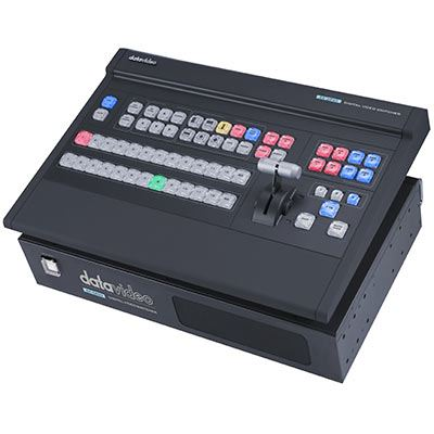 Image of Datavideo SE-2850 8 Channel HD/SD Vision Mixer / Switcher
