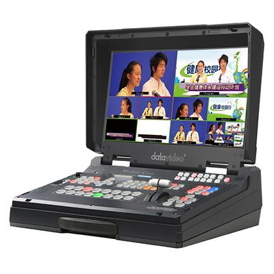 Image of Datavideo HS-1200 6 Channel HD Portable Studio