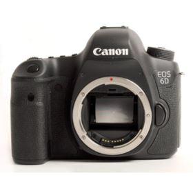 Used Canon EOS 6D Digital SLR Camera Body