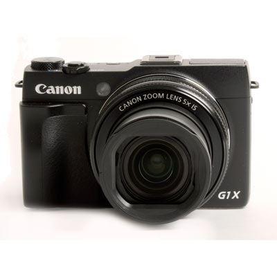 Used Canon PowerShot G1 X Mark II Digital Camera