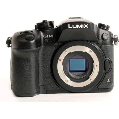 Used Panasonic LUMIX DMC-GH4R Digital Camera Body