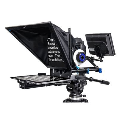 Image of Autocue Starter Series DSLR iPad and iPad Mini Prompter (excludes iPad /iPad Mini)