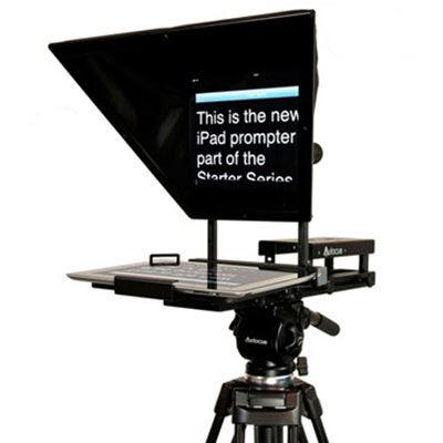 Autocue Starter Series iPad and iPad Mini Prompter (excludes iPad /iPad Mini)