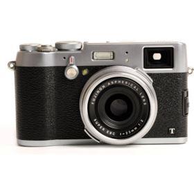 Used Fujifilm X100T Digital Camera - Silver