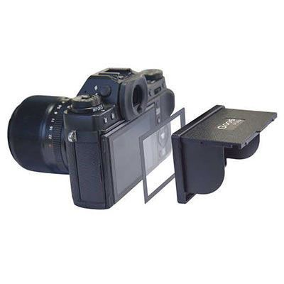 Image of Larmor Screen Protector for Canon 5D MKIV