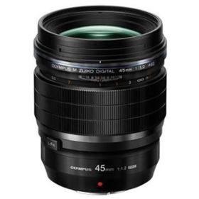 Olympus 45mm f1.2 M.Zuiko Digital ED PRO Lens