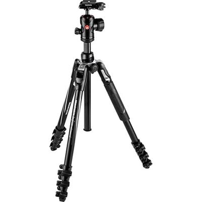 Manfrotto Befree Advanced Aluminium Kit - Black