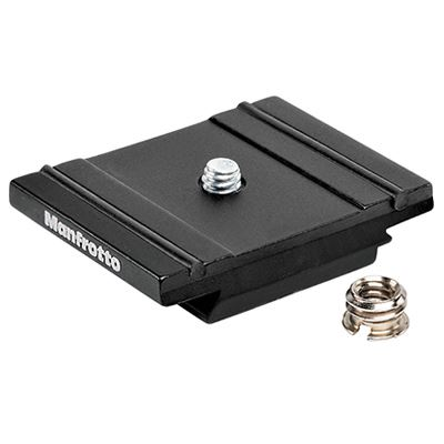 Manfrotto 200PL Plate (RC2 + Arca-swiss compatible)