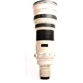 Used Canon EF 600mm f4 L IS USM Lens