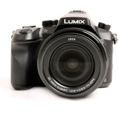Used Panasonic Lumix DMC-FZ2000 Digital Camera