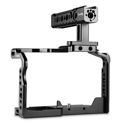 SmallRig GH5 Cage with Top Handle