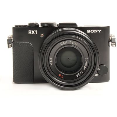 used sony cyber shot rx1 black digital camera wex photo video rh wexphotovideo com User Manual Icon Sony DSC HX100V User Guide