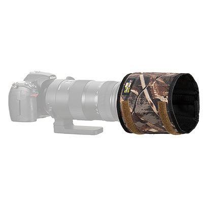 LensCoat TravelHood Zoom – Realtree Advantage Max4 HD