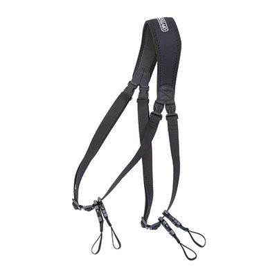 Optech Utility Sling-Duo Black