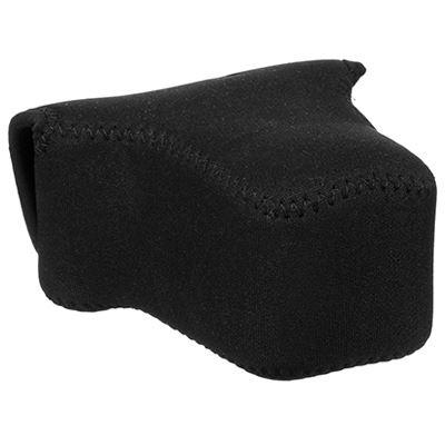 Optech Soft Pouch D-M 4/3 Black