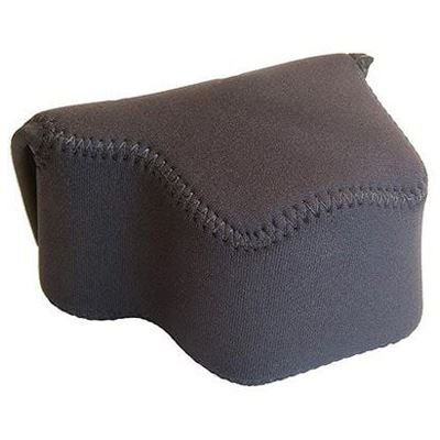 Optech Soft Pouch D-SLR Black