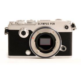 Used Olympus PEN-F Digital Camera Body - Silver