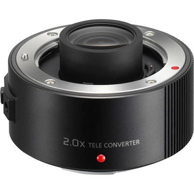 Panasonic DMW-TC20E X2 Converter for 200mm F2.8