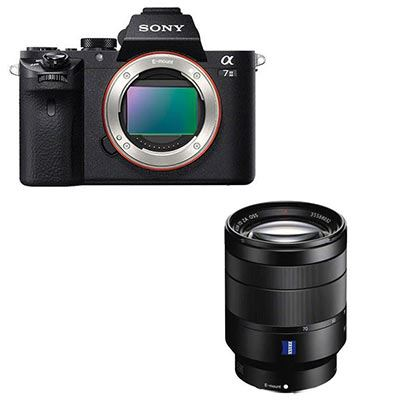 Sony A7 Mark II with Zeiss 24-70mm Lens