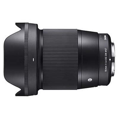 Used Sigma 16mm f1.4 DC DN- Micro Four Thirds Fit