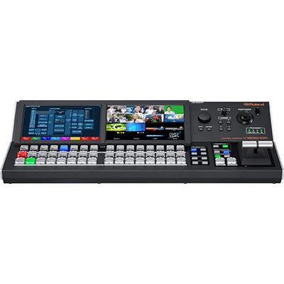 Image of Roland V1200HDR Control Surface for the V-1200HD Multi-Format Video Switcher