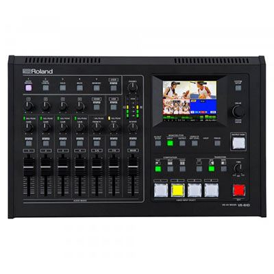 Image of Roland VR4HD HD HDMI A/V Streaming Switcher