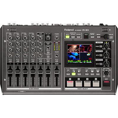 Image of Roland VR3EX AV Mixer (SD Processing)