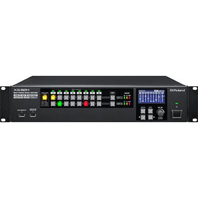 Image of Roland XS82H 8-in x 2-out Multi-Format AV Matrix Switcher