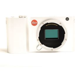 Used Leica T Mirrorless Digital Camera (Silver)
