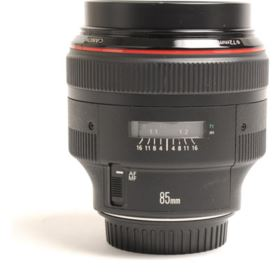 Used Canon EF 85mm f1.2 L II USM Lens