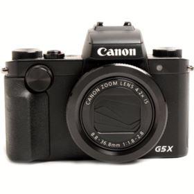 Used Canon PowerShot G5 X Digital Camera