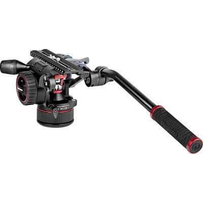 Used Manfrotto Nitrotech N12 Fluid Video Head