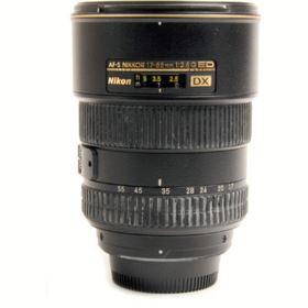Used Nikon 17-55mm f2.8 G DX AF-S IF-ED Lens