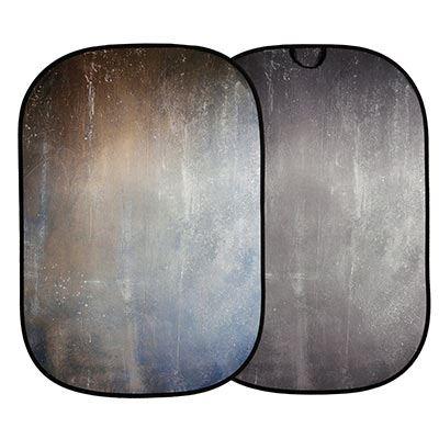 Lastolite Joe McNally Vintage Collapsible Reversible Background 1.5 x 2.15m - Ironworks
