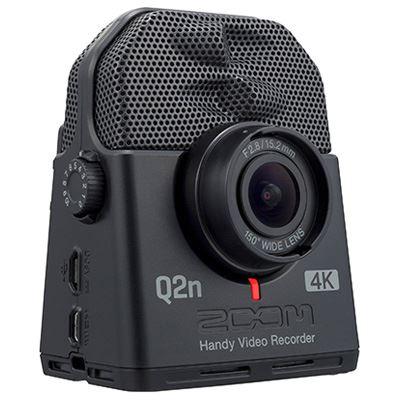 Zoom Q2n 4K Recorder