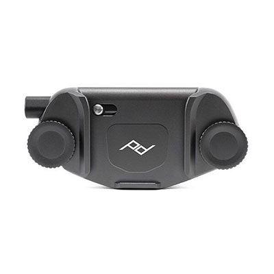 Image of Peak Design Capture Camera Clip V3 - Black (No Plate)