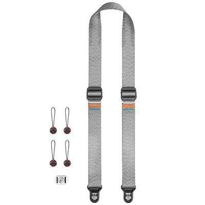 Image of Peak Design Slide Lite Camera Strap - Ash